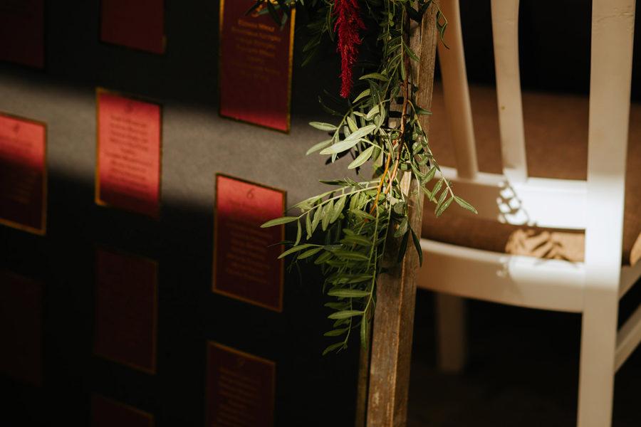 kwiaty na slub, dekoracje sali