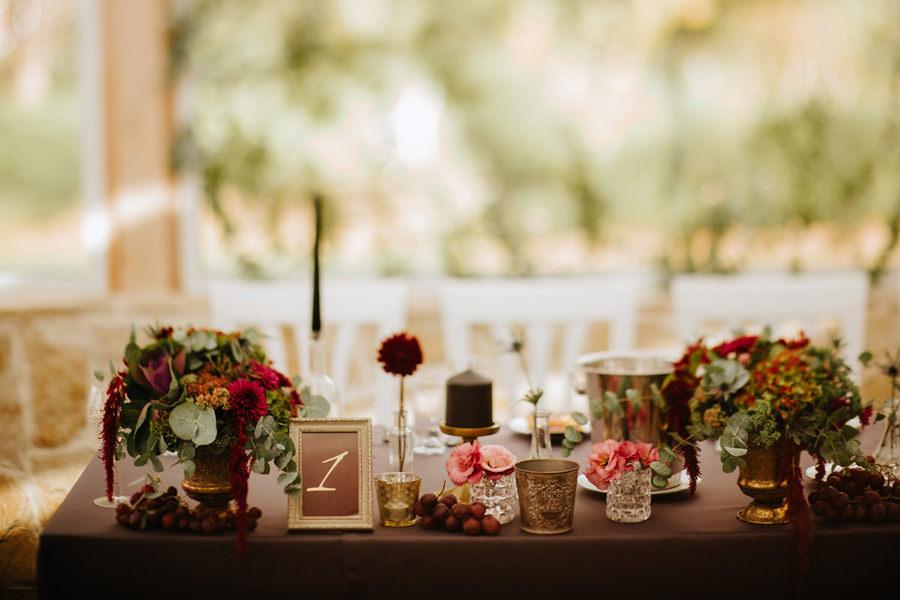 wesele hotel jablon, dekoracje azea, piekne kwiaty na wesele