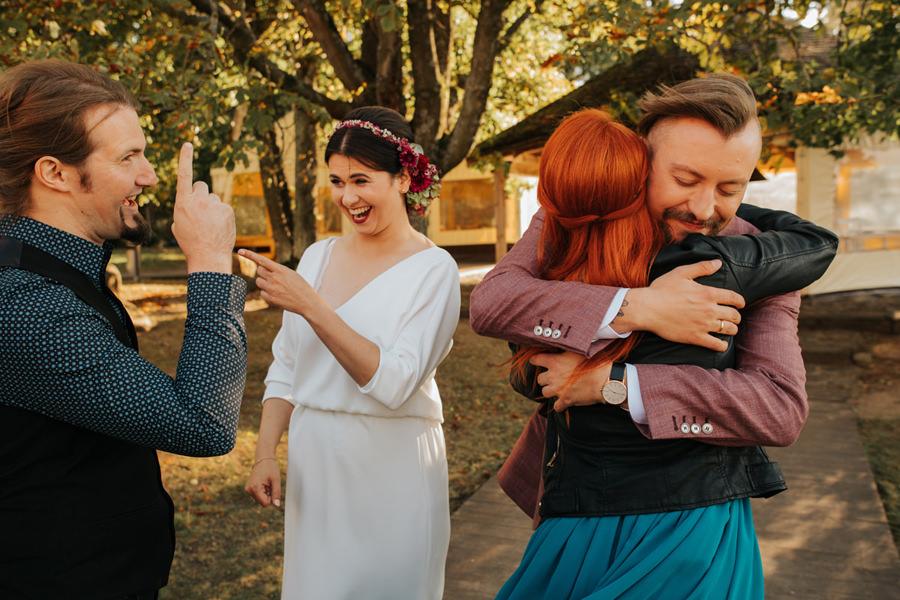 boho wesele, rockowe wesele,