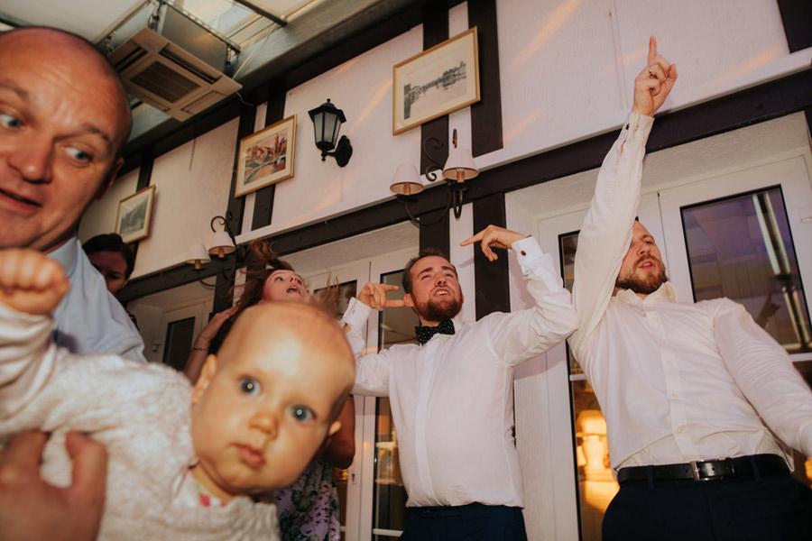 rockowe wesele w hotel jablon