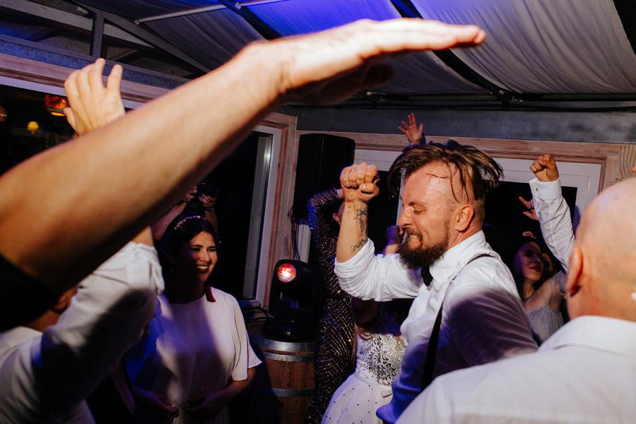 rockowe wesele na mazurach, hotel jablon