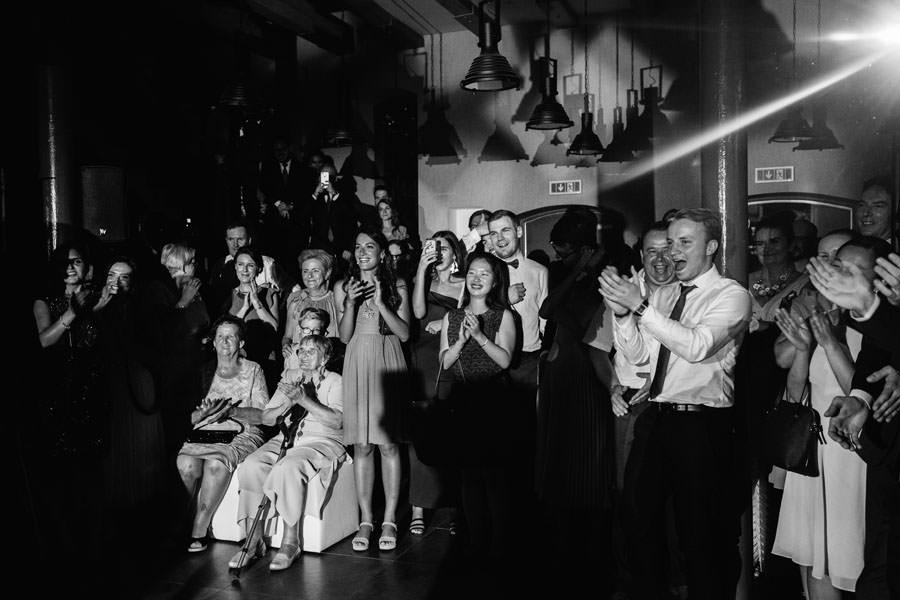 pierwszy taniec, wesele browar ksiezy mlyn, industrialne wesele w lodzi,