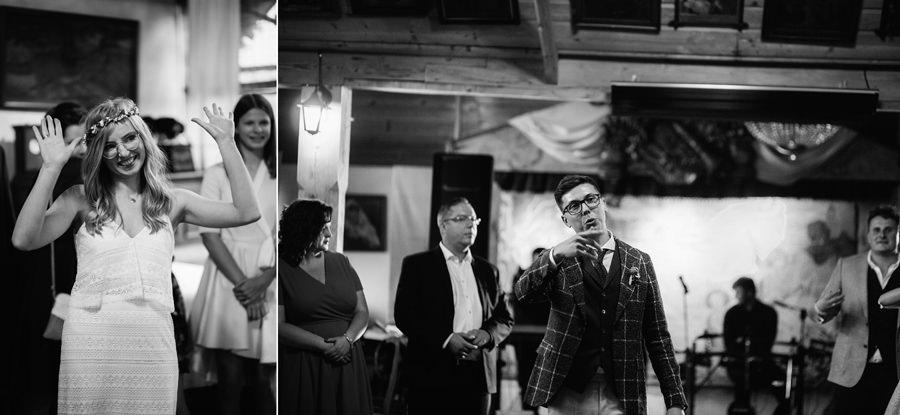pierwszy taniec, wesele u rozyca, wesele boho,