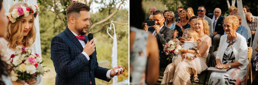 wesele w stodole, ślub w ogrodzie, slub humanistyczny, przepitki