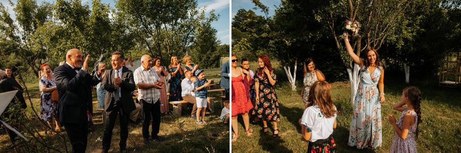 ślub plenerowy, ślub humanistyczny, dom w przepitkach, outdoor wedding, stodoła na wesele